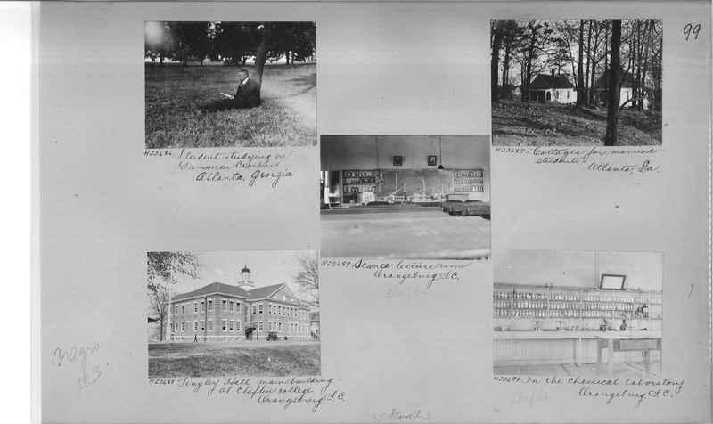 Mission Photograph Album - Negro #3 page 0099