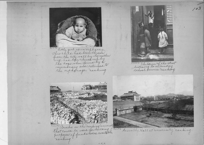 Mission Photograph Album - China #13 page 0103