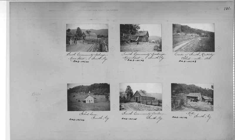 Mission Photograph Album - America #2 page 0101