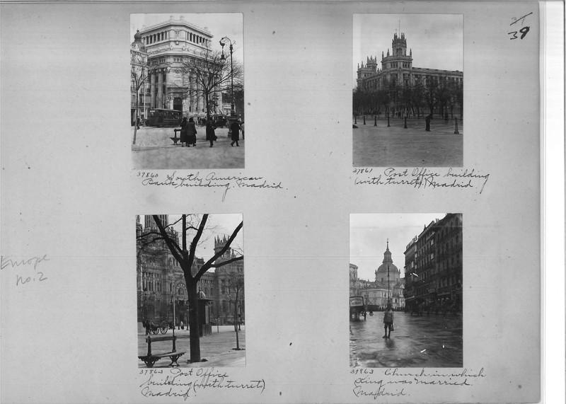 Mission Photograph Album - Europe #02 Page 0039