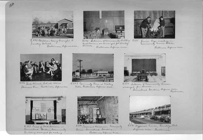Mission Photograph Album - Cities #18 page 0132