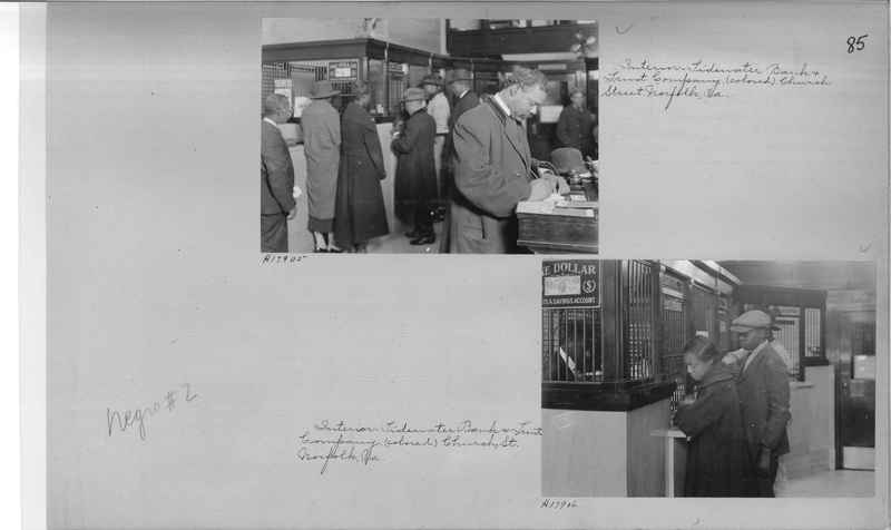 Mission Photograph Album - Negro #2 page 0085