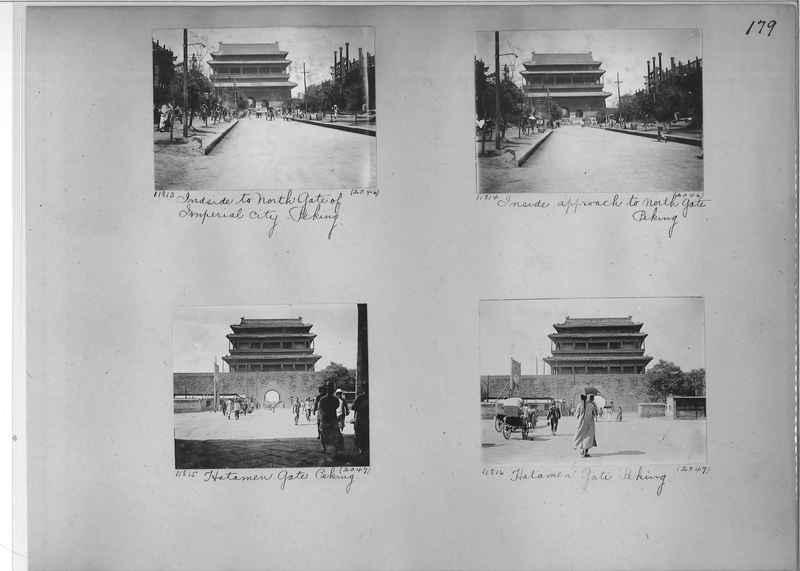 Mission Photograph Album - China #2 page  0179