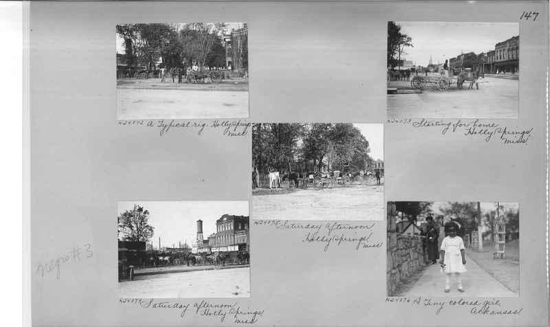 Mission Photograph Album - Negro #3 page 0147