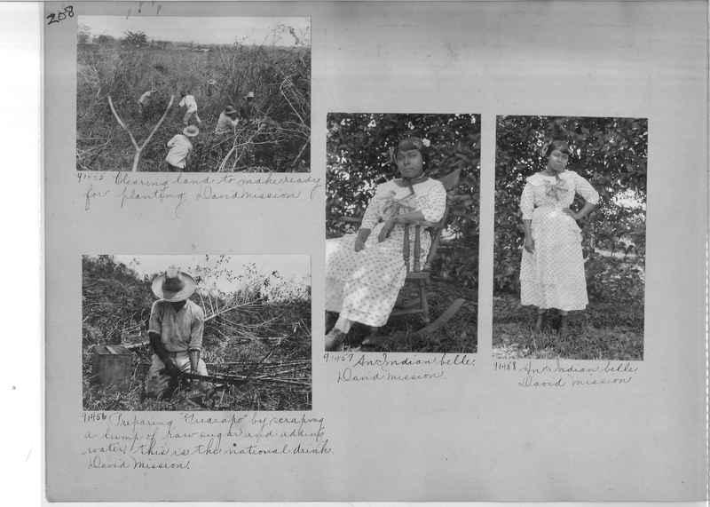 Mission Photograph Album - Panama #04 page 0208
