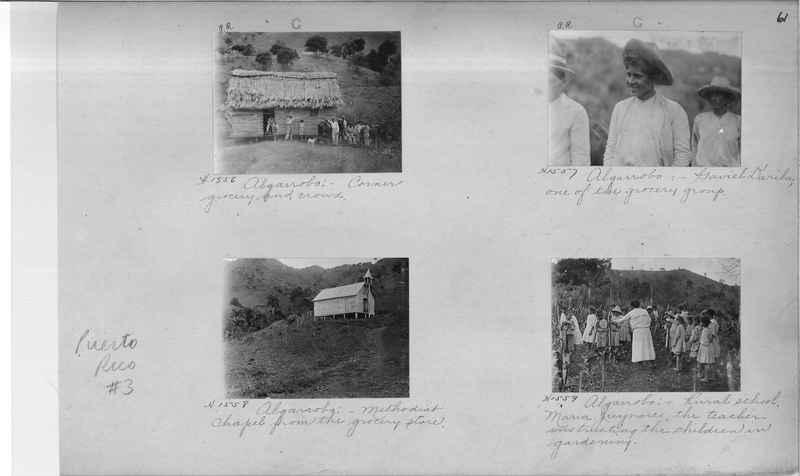 Mission Photograph Album - Puerto Rico #3 page 0061