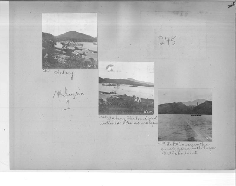 Mission Photograph Album - Malaysia #1 page 0245