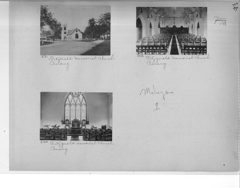 Mission Photograph Album - Malaysia #1 page 0077