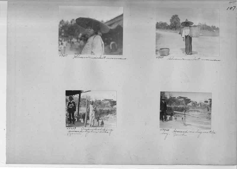 Mission Photograph Album - Burma #1 page 0107