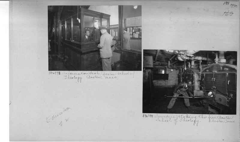 Mission Photograph Album - Education #2 page 0171