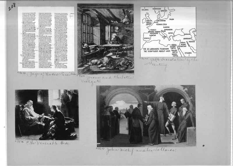 Mission Photograph Album - Miscellaneous #02 Page 0208