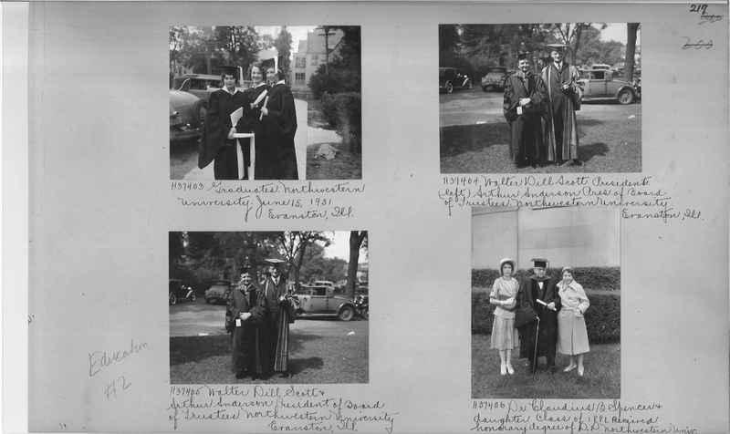 Mission Photograph Album - Education #2 page 0217