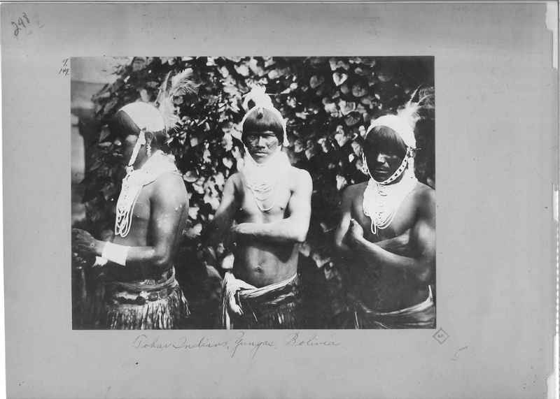 Mission Photograph Album - South America O.P. #2 page 0248