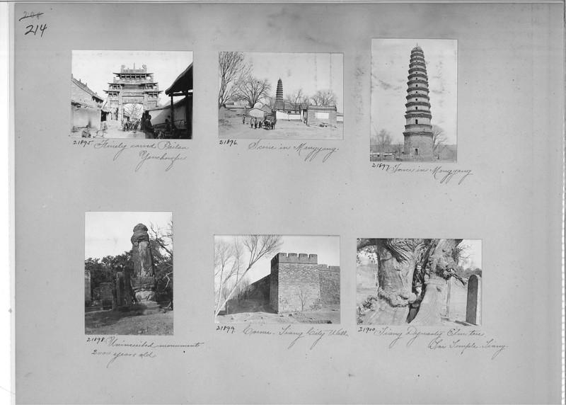 Mission Photograph Album - China #6 page 0214
