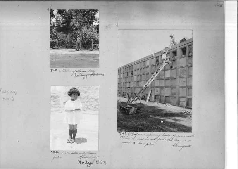 Mission Photograph Album - Mexico #06 page 0123