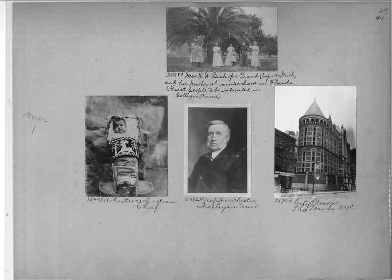 Mission Photograph Album - America #1 page 0041