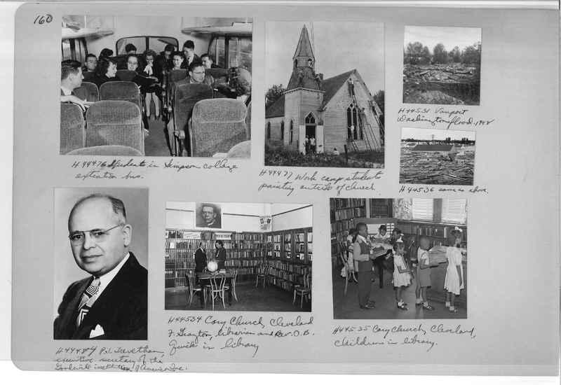 Mission Photograph Album - Cities #18 page 0160