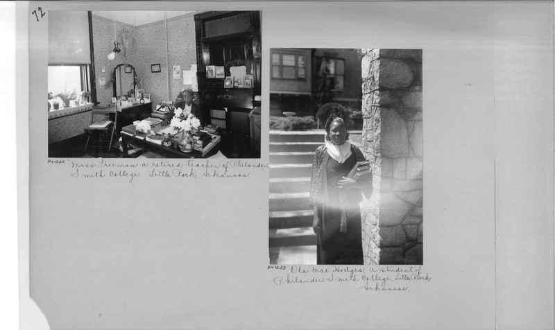 Mission Photograph Album - Negro #6 page 0072
