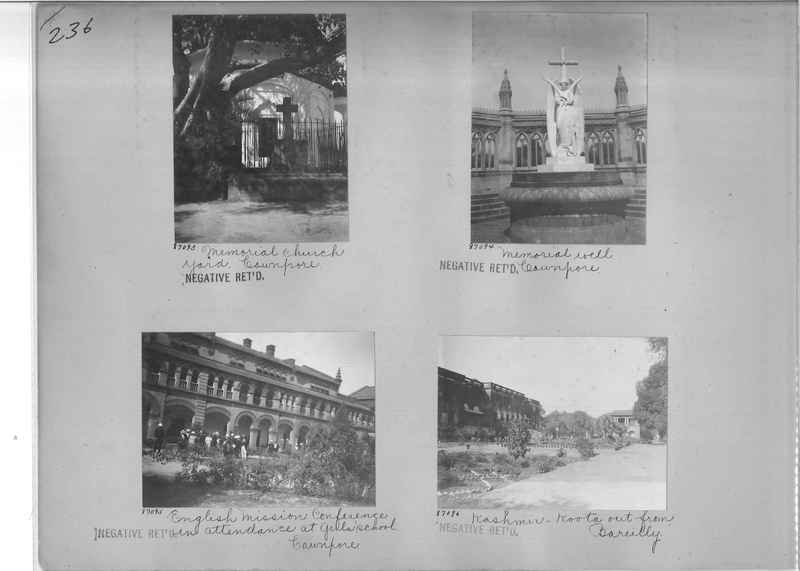 Mission Photograph Album - India #09 Page 0236