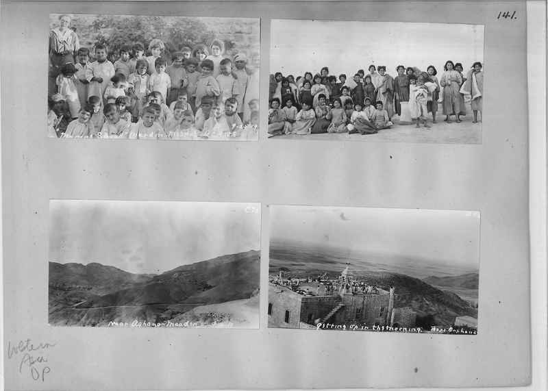 Mission Photograph Album - Western Asia - O.P. - #01 page_0141