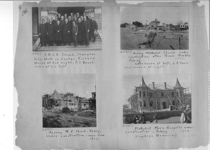 Mission Photograph Album - China #7 page 0106