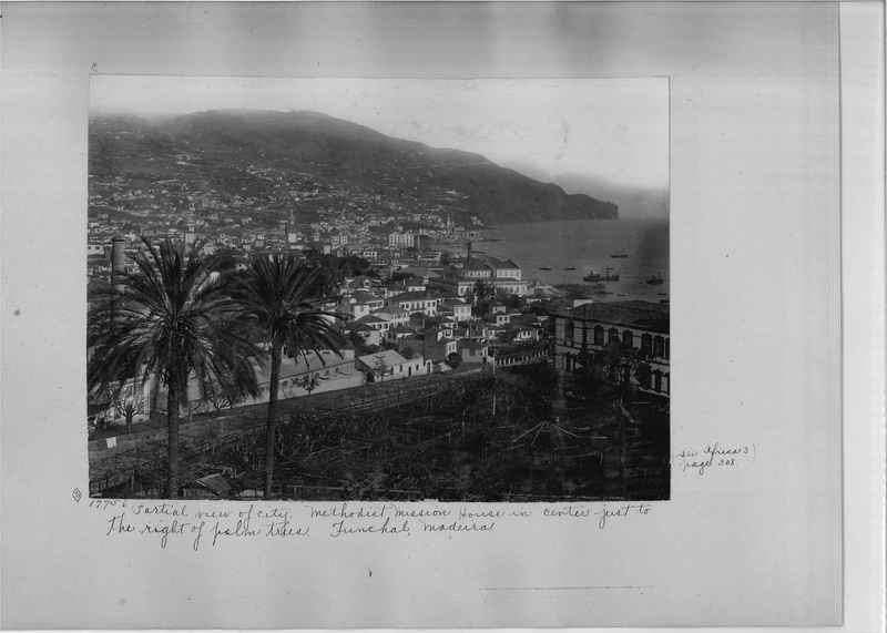 Mission Photograph Album - Africa - Madeira O.P. #1 page 0034