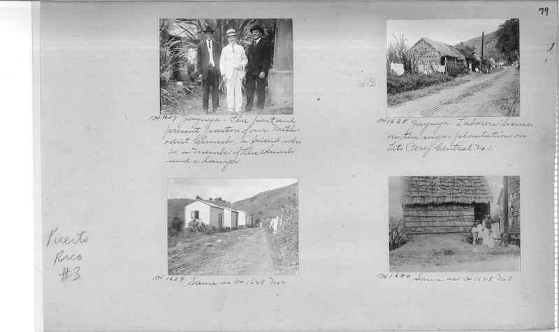 Mission Photograph Album - Puerto Rico #3 page 0079