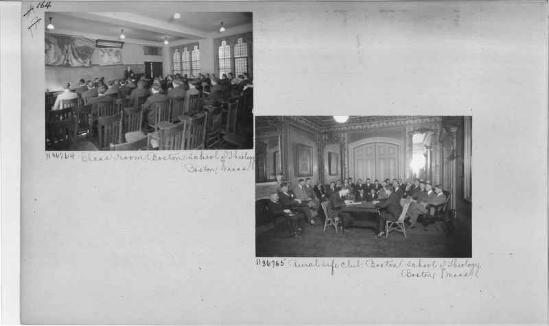 Mission Photograph Album - Education #2 page 0164
