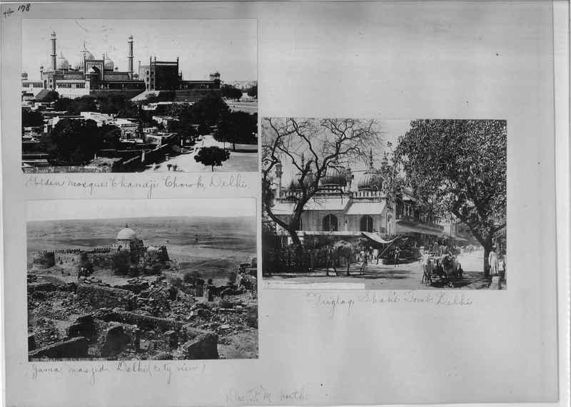 Mission Photograph Album - India - O.P. #01 Page 0178