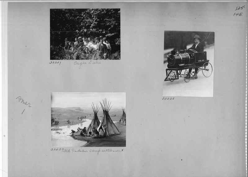 Mission Photograph Album - America #1 page 0145