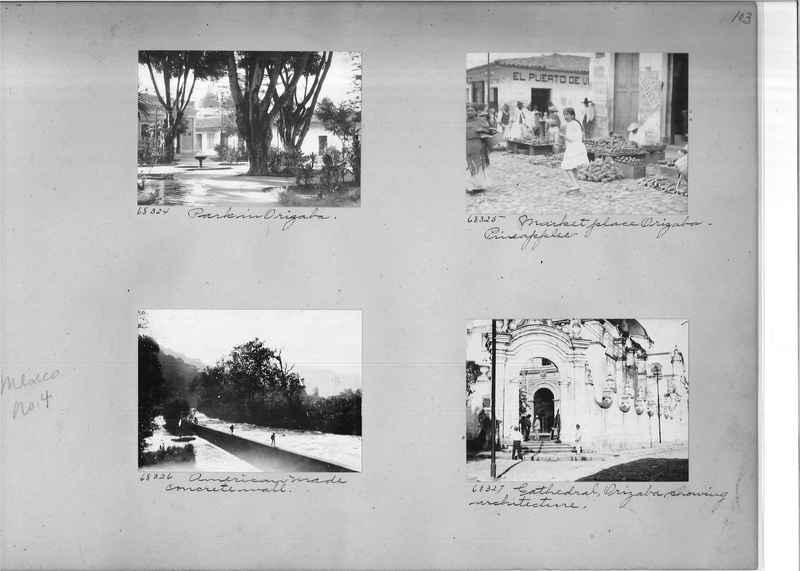 Mission Photograph Album - Mexico #04 page 0103
