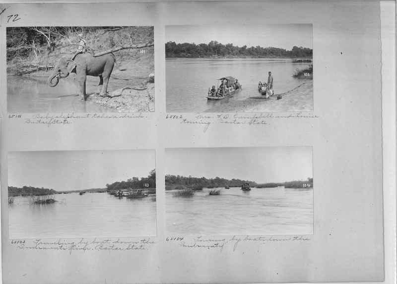Mission Photograph Album - India #08 Page 0072