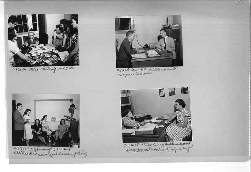 Mission Photograph Album - Portraits #13 Page 0011