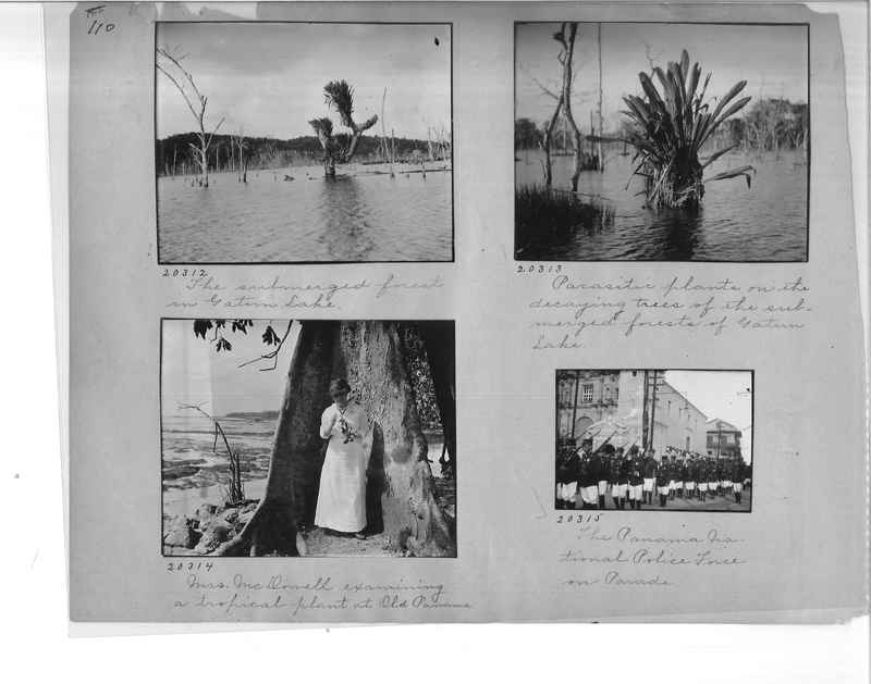 Mission Photograph Album - Panama #1 page  0110