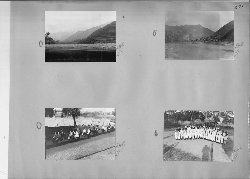 Mission Photograph Album - China #19 page 0279