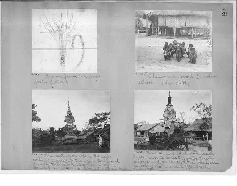 Mission Photograph Album - Burma #1 page 0033