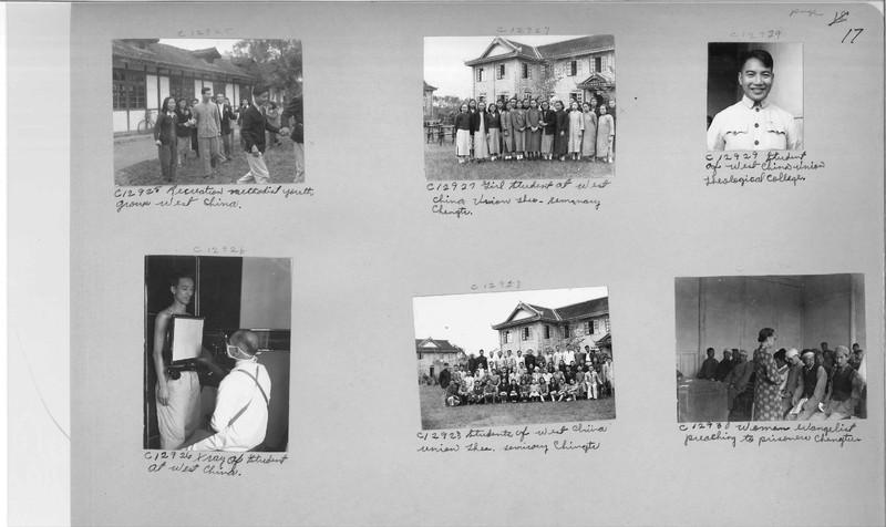 Mission Photograph Album - China #20 page 0017