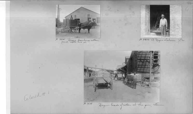 Mission Photograph Album - Negro #1 page 0061