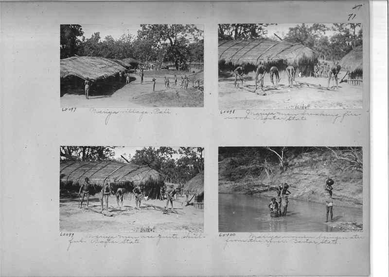 Mission Photograph Album - India #08 Page 0071