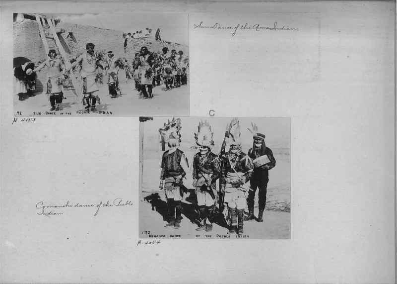 Mission Photograph Albums - Indians #1 page 0082