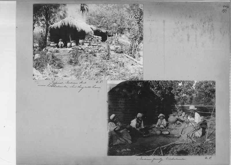 Mission Photograph Album - South America O.P. #1 page 0151