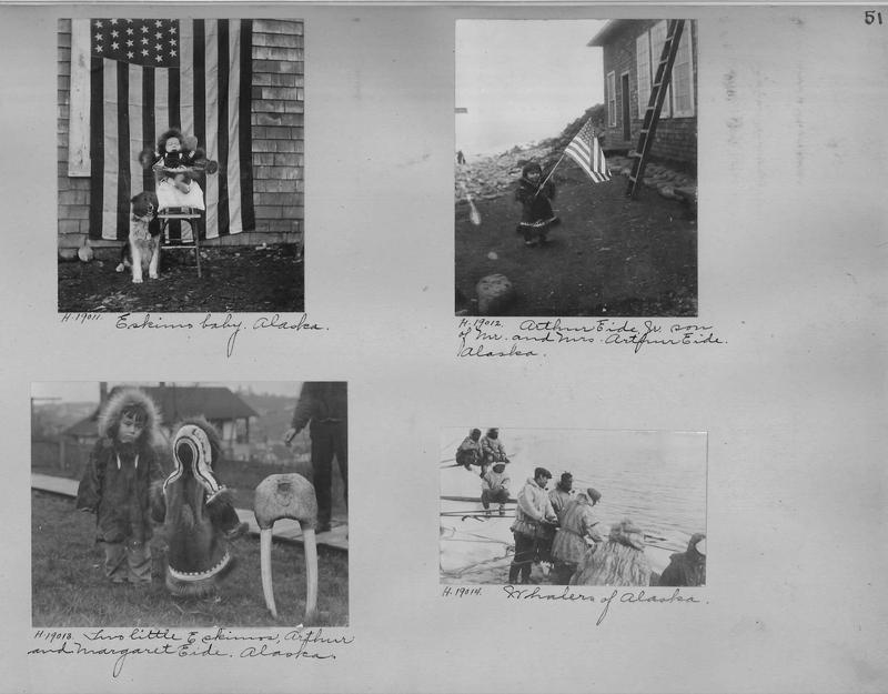 Mission Photograph Album - Alaska #1 page 0051