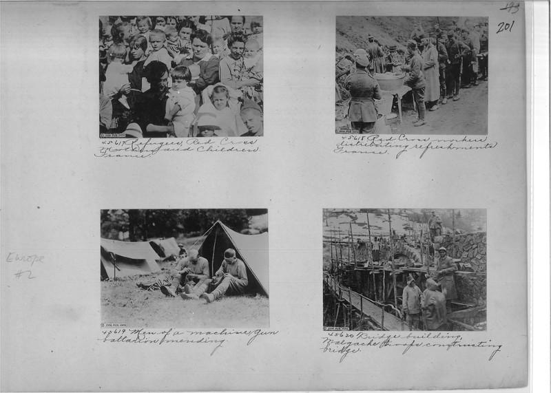 Mission Photograph Album - Europe #02 Page 0201
