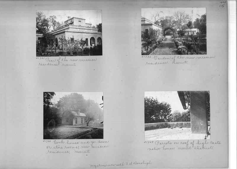 Mission Photograph Album - India #03 page_0115