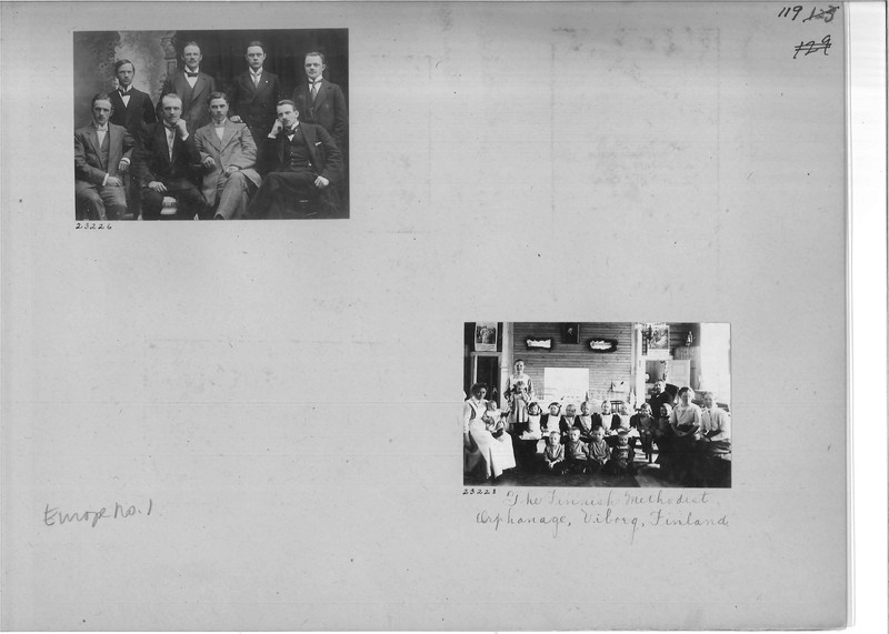 Mission Photograph Album - Europe #01 Page 0119