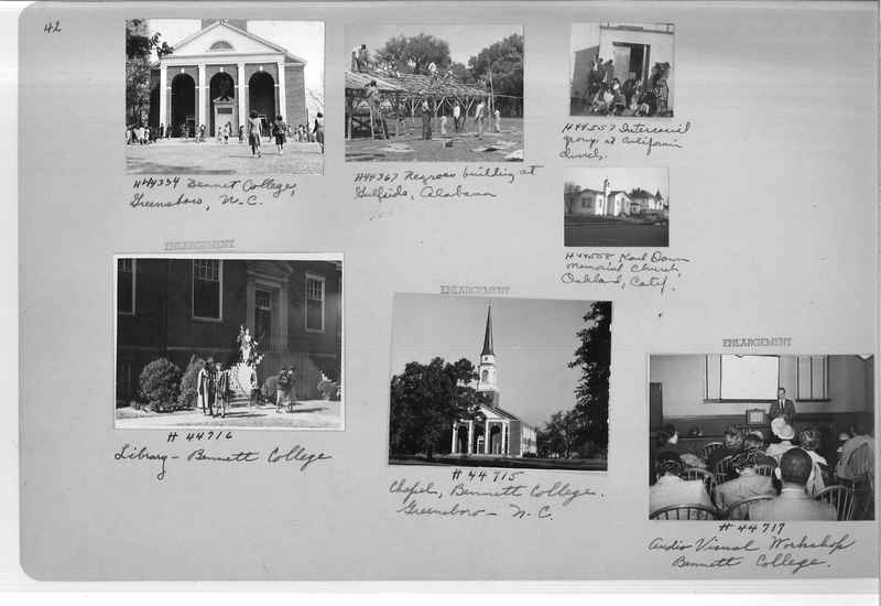 Mission Photograph Album - Negro #7 page 0042