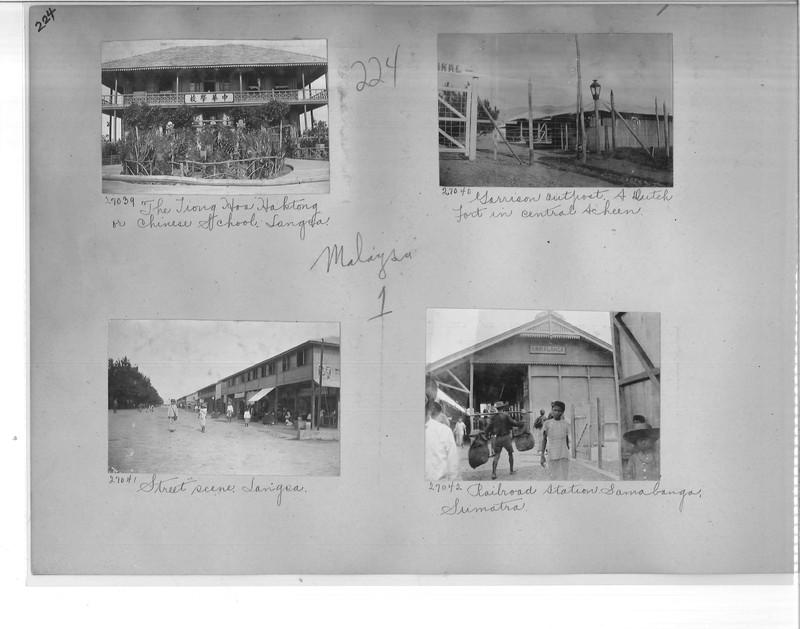 Mission Photograph Album - Malaysia #1 page 0224