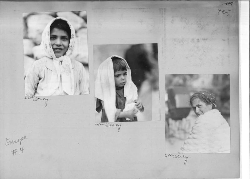 Mission Photograph Album - Europe #04 Page 0107