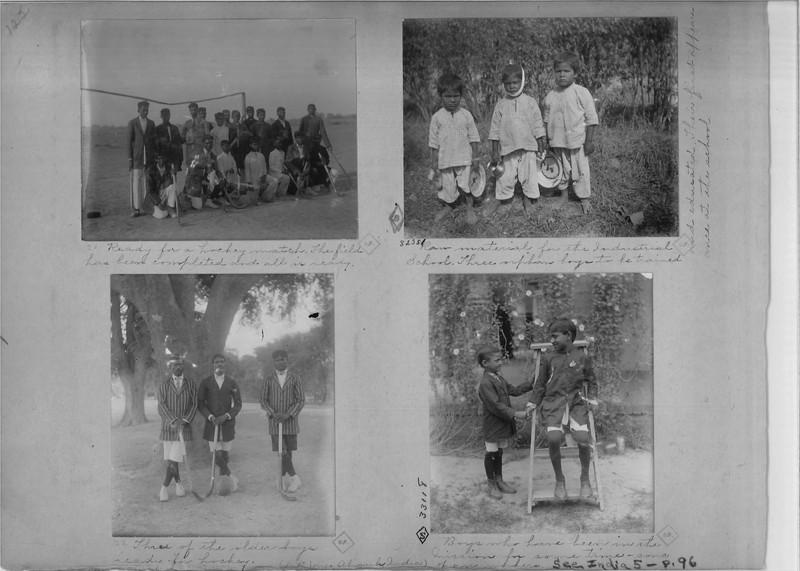Mission Photograph Album - India - O.P. #02 Page 0122