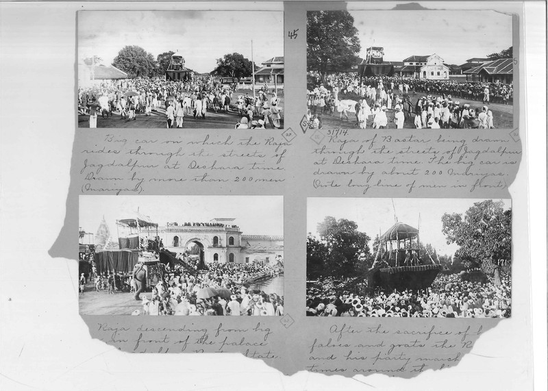 Mission Photograph Album - India - O.P. #02 Page 0045